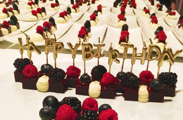 80-jarig verjaardagsfeest